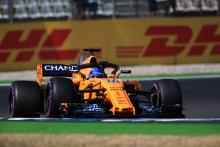 Alonso: McLaren's German GP tests compromised final results