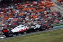 Haas secures best-ever F1 qualifying result in Germany