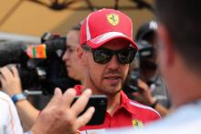 Vettel: Pointless to change F1 format