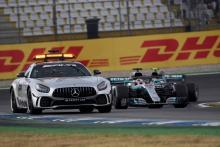 German Grand Prix - Race Results