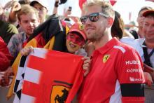 Vettel feels racing will help Ferrari following Marchionne passing