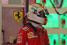Vettel leads Verstappen in Belgian GP FP1
