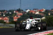 Giovinazzi: Sauber has made 'big step' between F1 tests