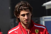 Giovinazzi to get latest Sauber FP1 run in Russia