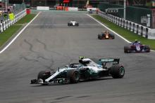 Bottas given time penalty for Sirotkin clash