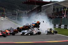 FIA confirms level of impact on Leclerc's Halo at Spa