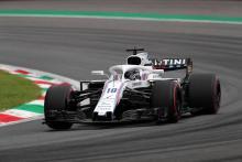 Stroll surprised by Williams Q3 progress