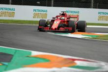 F1 Italian GP - Free Practice 3 Results