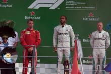 Raikkonen: Monza podium boos 'not very nice'