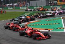 F1 Driver Ratings - Italian Grand Prix