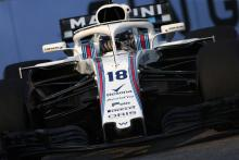 Williams F1 reports year-on-year fall in revenue