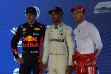 Hamilton and Vettel: Verstappen ready for 2019 F1 title push