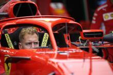 Vettel: Ferrari has nothing to fear
