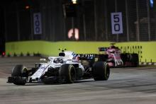 Perez, Sirotkin accept Singapore penalties were fair