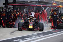 Ricciardo: Lap 1 front wing damage shaped 'lonely' race