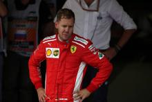Vettel: There's still a chance