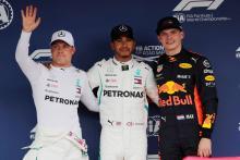 F1 Japanese GP - Starting Grid