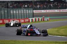 Gasly hopes Honda upgrade will help STR in 'expensive' Sauber battle