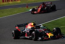Vettel drove into the side of my car – Verstappen