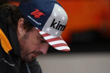 Alonso plays down post-race criticisms of F1 rivals
