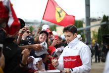 Leclerc reveals key breakthrough in rookie F1 campaign