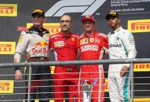F1 Driver Ratings - United States Grand Prix