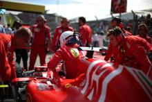 Vettel: It took too long for Ferrari performance to return