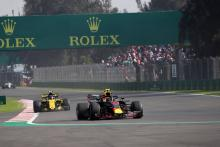 How Mexico's high altitude is shaking up the F1 pecking order