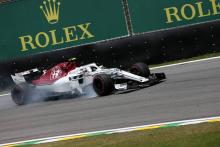 Leclerc wasn't expecting Sauber's strong end to 2018