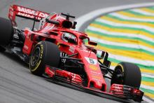 Ferrari: Sensor problem compromised Vettel's Brazilian GP