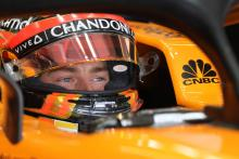 Vandoorne focused on new challenge in Formula E, not F1 return