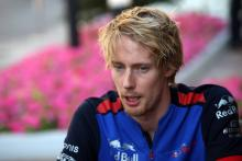 Hartley reveals details over Toro Rosso F1 exit