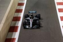 Hamilton receives second reprimand of 2018 after FP1 pit miss