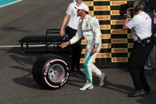 Hamilton: Current F1 tyres dictate no out-and-out racing
