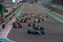 F1 Driver Ratings - Abu Dhabi Grand Prix