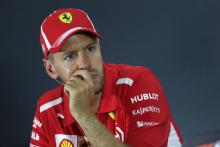 Vettel: Marchionne's death impacted Ferrari's 2018 F1 season