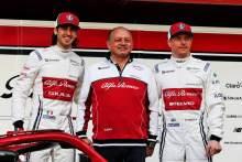 """阿尔法·罗密欧向雷克南致敬:""""没有一个F1车手像他一样"""""""