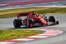 Leclerc leads, Ricciardo hits trouble on 2nd morning of F1 testing