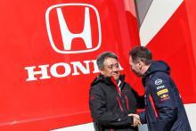 Honda ready for pressure from partnering Red Bull