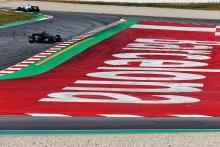 Barcelona F1 Test 2 Times - Tuesday 1pm