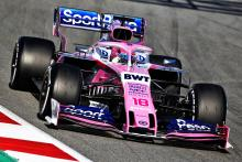 Racing Point set for year of transition – Szafnauer
