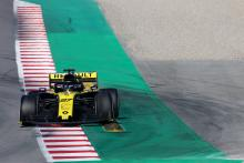 Barcelona F1 Test 2 Times - Thursday 11am