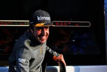 Alonso: F1 return not in my plans despite test outing