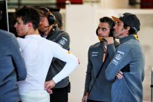 Norris: Alonso input beneficial for McLaren