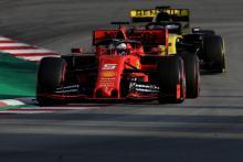 Vettel: 2019 F1 cars still tricky to follow
