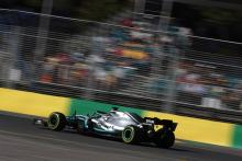 Hamilton closes out Australian GP practice fastest