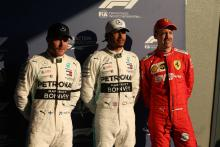 F1 Australian GP - Starting Grid
