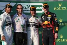 F1 Driver Ratings - Australian Grand Prix
