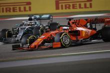 Hamilton backs Vettel to recover from Bahrain error