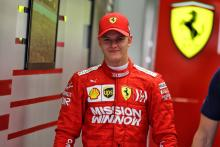 Binotto: Ferrari sees Michael's traits in Mick Schumacher